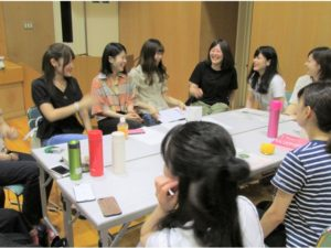 卒業生と在校生の交流会(第7回目)